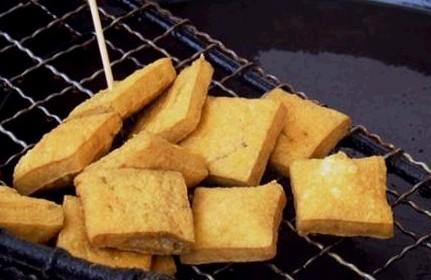 臭豆腐 臭豆腐的制作方法 臭豆腐的做法 油炸臭豆腐